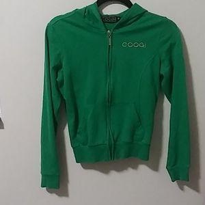 COOGI Zip-up Hoodie